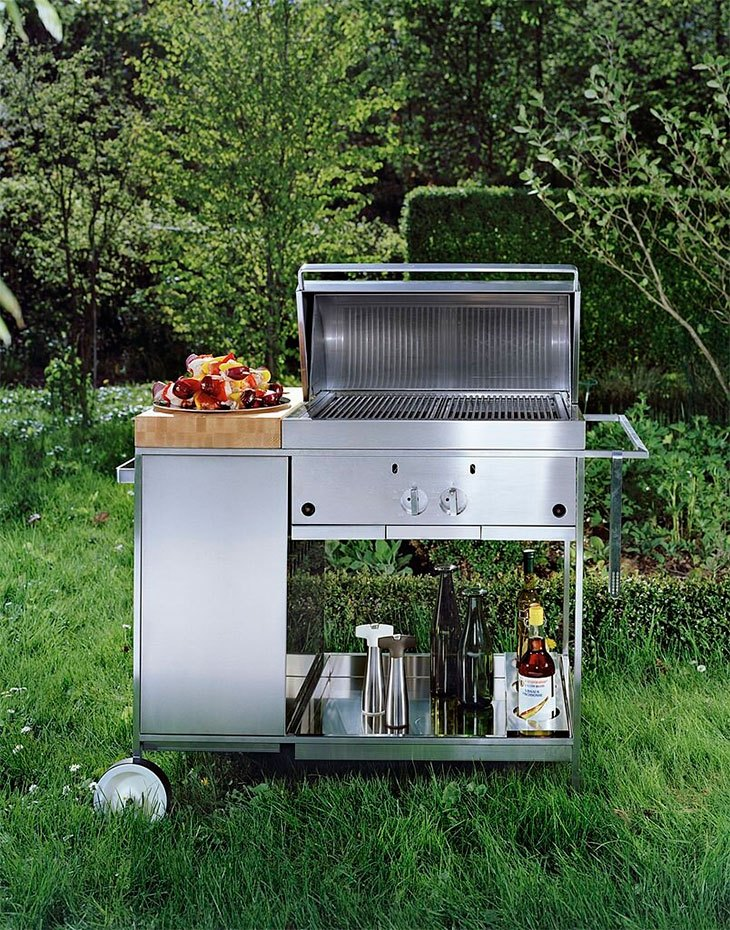 how does pellet grills work